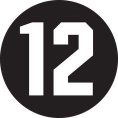 Resultado de imagem para numero 12