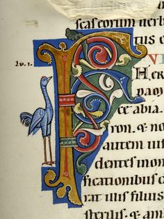 Gospel book, MS M.808 fol. 133v - Images from Medieval and Renaissance Manuscripts - The Morgan Library & Museum