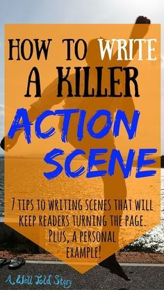 As a writer of spy thrillers, one question I get asked a lot is how to write a good action scene. Here, I pass on 7 tips to help you write thrilling scenes! #writing #writingtips #novelwriting #actionscene #awelltoldstory