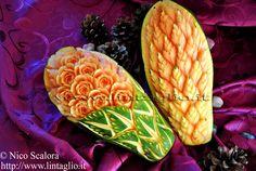 carving papaya | by Intaglio vegetali