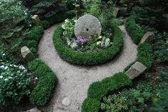 Solstice Swirl At Olbrich Botanical >> 42 Best Moon Garden Images White Gardens Backyard Patio