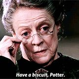 have a biscuit, potter