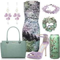 """""""Cherry blossom (Arizona iced tea!)"""" by soledestate on Polyvore"""