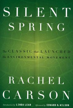 Rachel Carson's Silent Spring was first published in three serialized excerpts in the New Yorker in June of 1962. The book appeared in September of that year and the outcry that followed its publication forced the banning of DDT and spurred revolutionary changes in the laws affecting our air, land, and water. Carson's passionate concern for the future of our planet reverberated powerfully throughout the world, and her eloquent book was instrumental in launching the environmental movement…