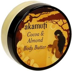 Cocoa & Almond Body Butter