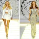 Milan Fashion Week - Versace Spring 2012