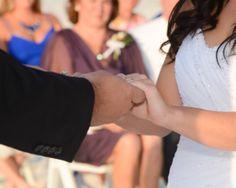 #wedding #beach #hands