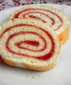 Gâteau roulé - Testé - Très rapide et très bon