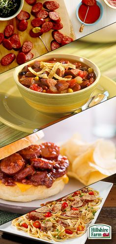 Summer is Smoked Sausage season in our cookbook! We have so many quick and tasty recipes, you might have a hard time deciding which to try first! Find them all and more Hillshire Farm dinner inspiration here!