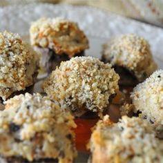 Mouth-Watering Stuffed Mushrooms - Allrecipes.com