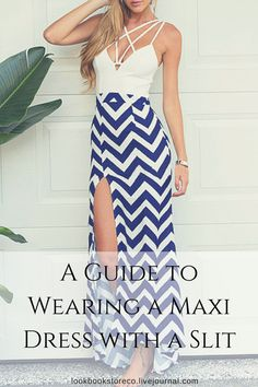Some useful basic rules in wearing a maxi skirt and how to carry them off with style. | Lookbook Store Style Tips
