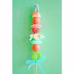 cute candy kabob <3
