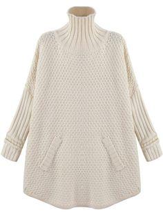 ELSTUDIO Knitting Viscose Sweater