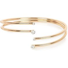 River Island Gold tone embellished arm cuff ($8.64) ❤ liked on Polyvore featuring jewelry, bracelets, bangle cuff bracelet, gold tone jewelry, river island, gold tone bangles and body jewellery