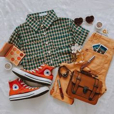 Hippie Outfits, Retro Outfits, Cute Casual Outfits, Vintage Outfits, Aesthetic Fashion, Aesthetic Clothes, Mein Style, Moda Vintage, Fall Fashion Outfits