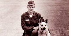 """They Gave Me The Dog To Protect Me And We Survived.""   http://blog.theveteranssite.com/kira-dog-ptsd/?utm_source=content&utm_medium=vet-ctg&utm_content=slide-kiradogptsd"