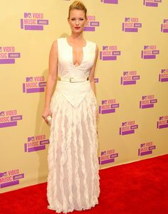 Christine Scott Bennet, MTV Video Music Awards 2012