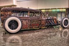 Rat Rods   American Classic Cars