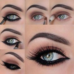 Thick Eyeliners