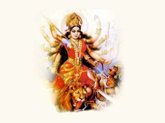 Shree Durga Wallpaper Free Download