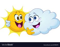 Illustration about Happy sun and cloud hugging each other. Illustration of behind, fall, friends - 77910133 Smileys, Creative Poster Design, Creative Posters, Art Drawings For Kids, Cartoon Drawings, Funny Emoji Faces, Cartoon Clouds, Shape Posters, Easy Coloring Pages