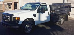 2008 Ford F350        23,000 Actual Miles Federal Government Owned, Operated & Maintained Since New 5.4  Gas V8 Motor, Auto, Working AC, Factory AM/FM/CD Blue Tooth Ready Sound System,  Dual Rear Wheels, Great Tires, Steel Side Panels, Dual Tool Boxes Under Bed, Tommy Lift Power Lift Gate, ONLY $19,900 - - - Funding Available To Licensed Businesses OAC HD TRUCKS & EQUIP LLC Apache Junction, Az  Call 602-510-5444 www.HDTrucksAndEquipmentSales.com