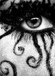 Tentacular eye makeup
