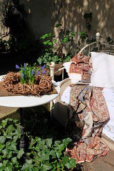 Minza will sommer marimekko garten and deko for Garten marmortisch