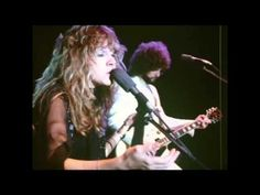 """""""Dreams"""" Fleetwood Mac & Stevie Nicks. Stevie Nicks has the most hauntingly beautiful voice evoking spirits of one's past."""