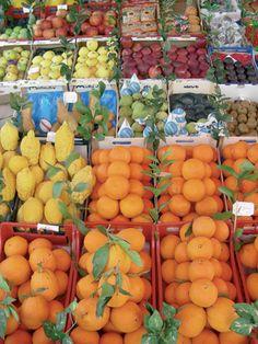 Foods of Italy │Sprint, Sicilia