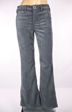 FREE PEOPLE Pants Size 25 S Gray Soft Flare #FreePeople #CasualPants