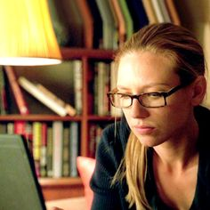 Anna Torv | nerd style