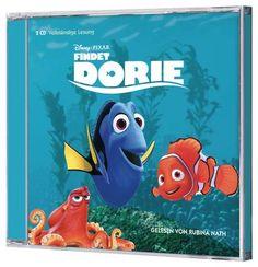 Im September kommt 'Findet Dorie' ins Kino, im Hörverlag gibt es jetzt schon das…