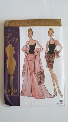 Prego: FS: NFRE Brand new McCall's Tyler Wentworth Patterns for dolls. 8 different styles > > > > > Barbie Patterns, Doll Clothes Patterns, Clothing Patterns, Sewing Patterns, Costume Ideas, Costumes, Prego, Glamour Dolls, Poppy Parker