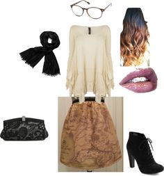 """Lord of the Rings Outfit"" by toripotter on Polyvore"
