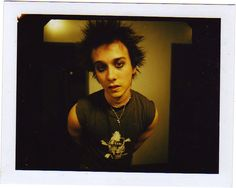 Lou Taylor Pucci. Very good looking in this music video! Jesus of Suburbia