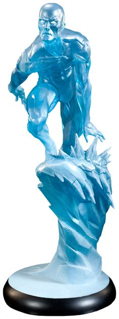 Iceman Polystone Statue  Released by Sideshow Collectibles