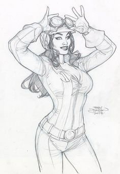 Terry Dodson *