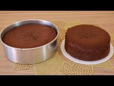 Sponge Cake Recipes, Dessert Pizza, Cake Boss, Kefir, Mole, Dog Bowls, Food And Drink, Cooking Recipes, Banana
