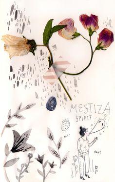 mestiza spirit (by Rebecca Artemisa)