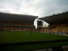Molineux Stadium, Wolverhampton, England