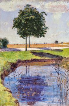 Ferdinand Hodler Paintings 1853–1918 (Art nrg)