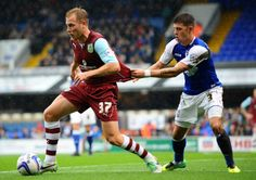 """Midfielder Scott Arfield is described as """"touch and go"""" for tonight's Capital One Cup fourth round tie with West Ham."""
