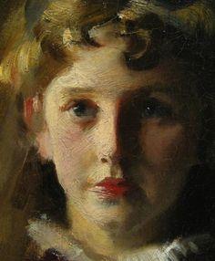 John Singer Sargent – The Daughters of Edward Darley Boit (detail), 1882