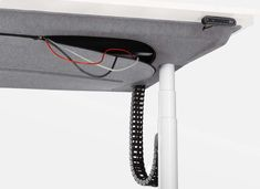 Tyde by Vitra...this is the tydiest wire management I've seen