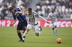 Juventus-Atalanta, si ferma Pereyra