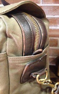 filson bag vintage used
