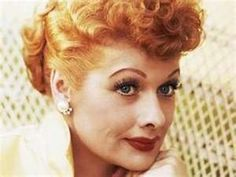 Lucille Ball by Debbie Tavares