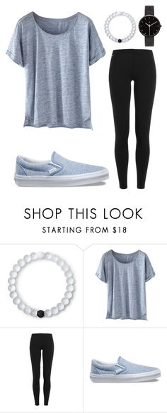 """I know that dress is karma..."" by annayalee-gerber ❤ liked on Polyvore featuring Lokai, Wrap, Polo Ralph Lauren, Vans and I Love Ugly"