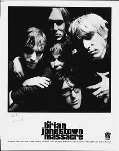 The Brian Jonestown Massacre is an American psychedelic rock band formed in San Francisco in 1988. The band output spans folk rock, blues rock, acid rock, shoegazing, electronica, and experimental rock.